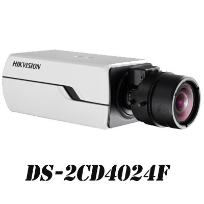 HIKVISION   DS-2CD4024F  BULLET 2.0MP NETWORK